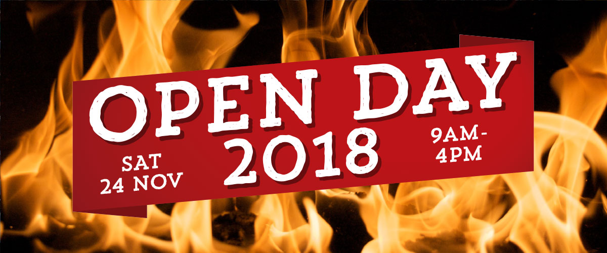 VWS Open Day – 24th November 2018