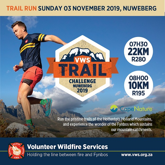 VWS Nuweberg Trail Challenge 2019